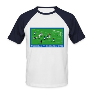 Tardelli V Germany 1982 - Men's Baseball T-Shirt