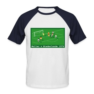 Muller V Holland 1974 - Men's Baseball T-Shirt