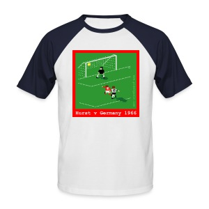 Hurst V Germany 1966 - Men's Baseball T-Shirt