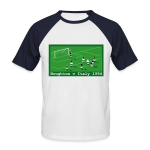 Houghton V Italy 1994 - Men's Baseball T-Shirt