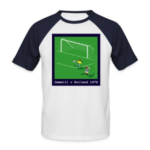 Gemmill V Holland 1978 - Men's Baseball T-Shirt