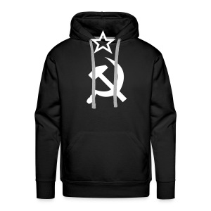 'Anti Tsar' - Men's Premium Hoodie