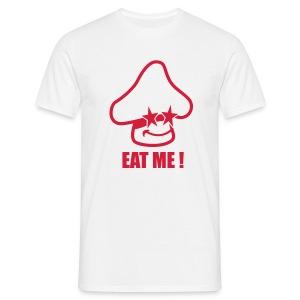 Mushrooms - Mannen T-shirt