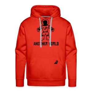 'another world' hood - Men's Premium Hoodie