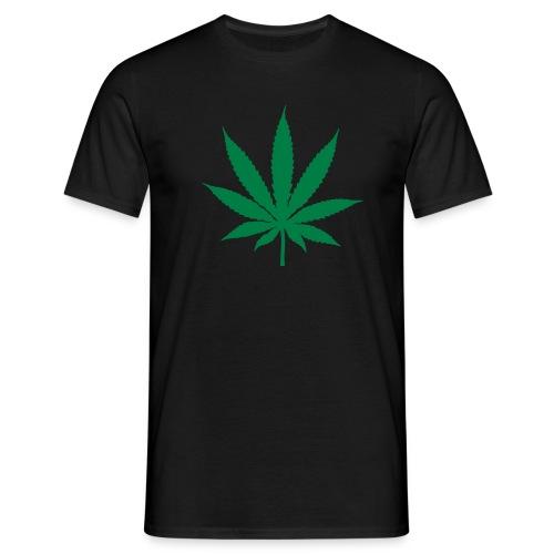 cannabis2 - Men's T-Shirt