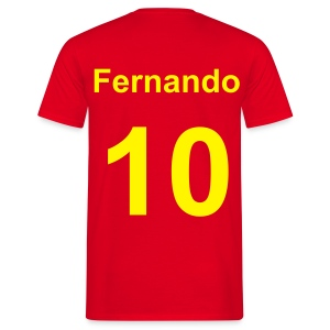 Morientes Spain - Men's T-Shirt
