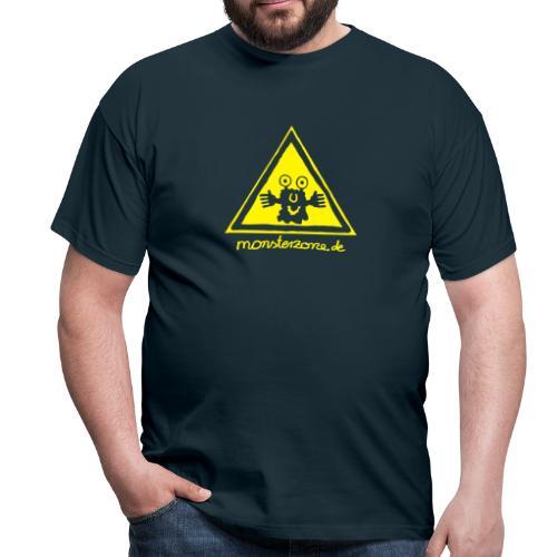 Männer T-Shirt - Die T-Shirtfarbe ist frei wählbar, beachten Sie bitte das das Motiv am besten auf dunklen Textilien zur Geltung kommt.