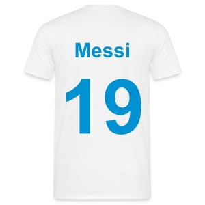 Messi Argentina - Men's T-Shirt