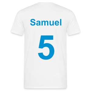 Samuel Argentina - Men's T-Shirt