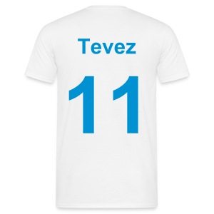 Tevez Argentina - Men's T-Shirt