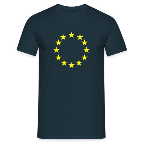 Für Europa! - Männer T-Shirt