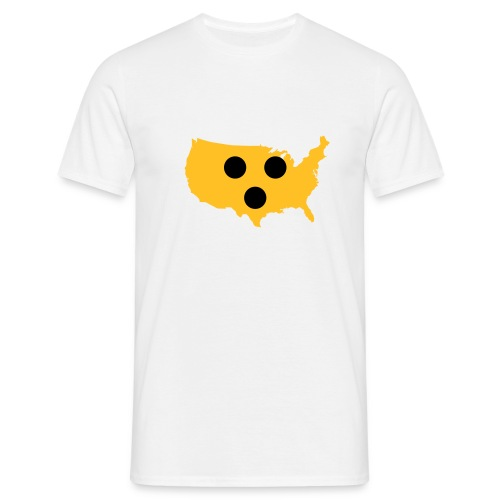 Blind USA - Männer T-Shirt