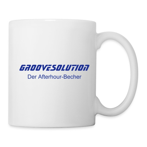 Groovesolution Tasse - Tasse