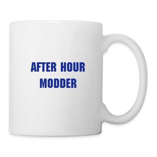 after hour modder - Tasse