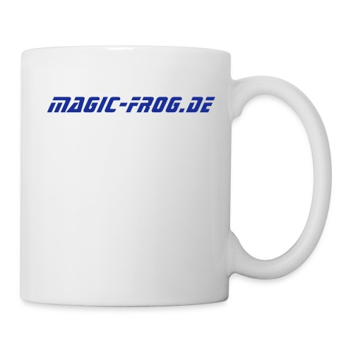 Magic-Frog.de Tasse - Tasse