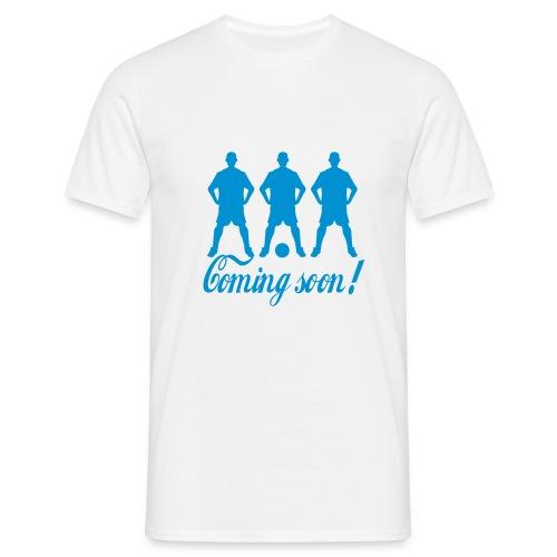 もうすぐ! - Men's T-Shirt