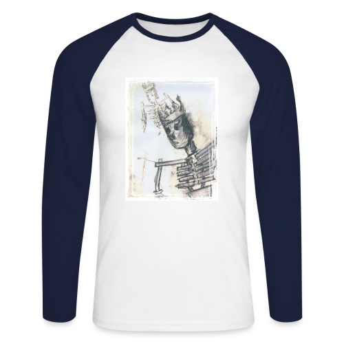 ArtShirt - Longsleeve - Jungs - Männer Baseballshirt langarm