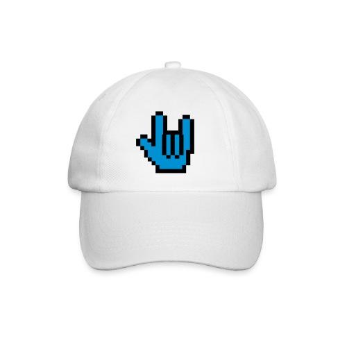 ILY Pixel - Baseballkappe