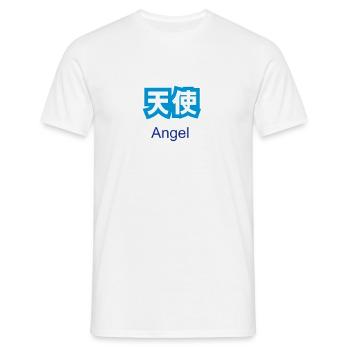Angel - Front - Men's T-Shirt