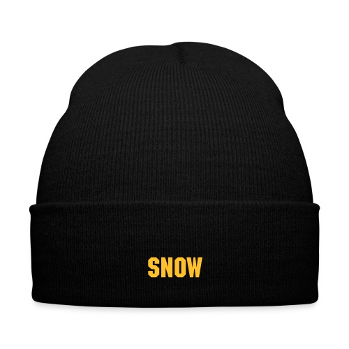 Snow Cap. - Winter Hat