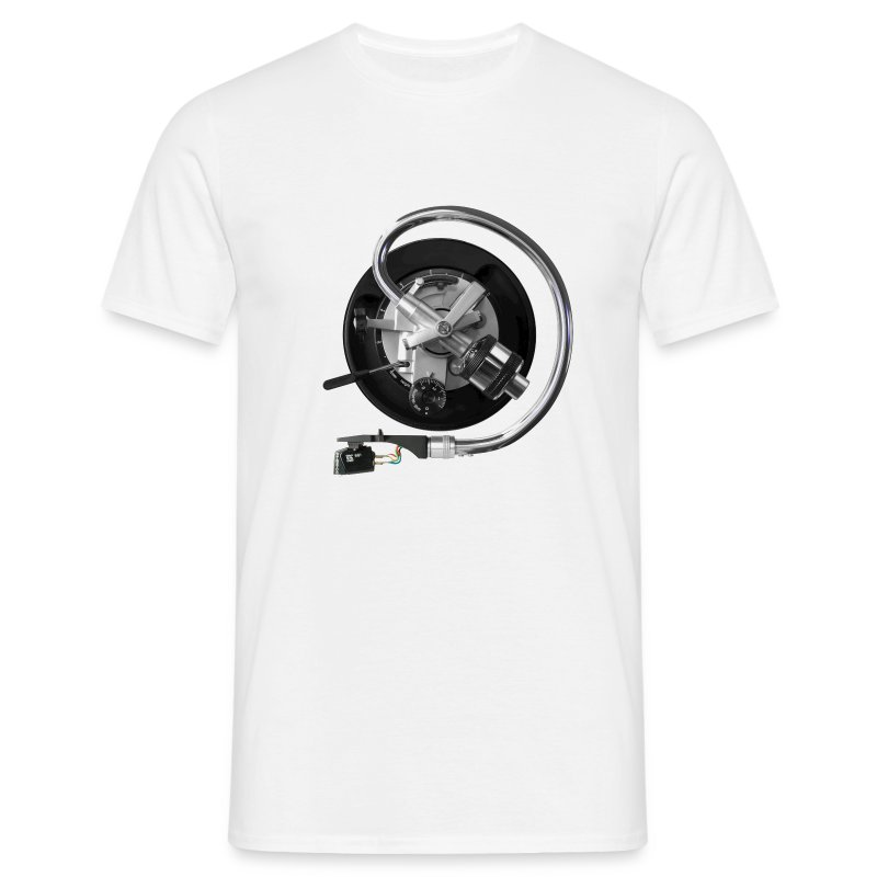 SL1200 on White Comfort T - Mannen T-shirt