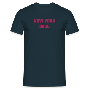 new york soul t - Men's T-Shirt