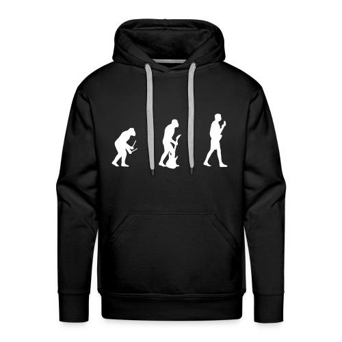 Evolution Hooded - Men's Premium Hoodie