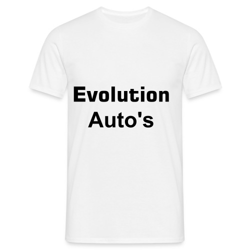 Evolution Auto's - Men's T-Shirt