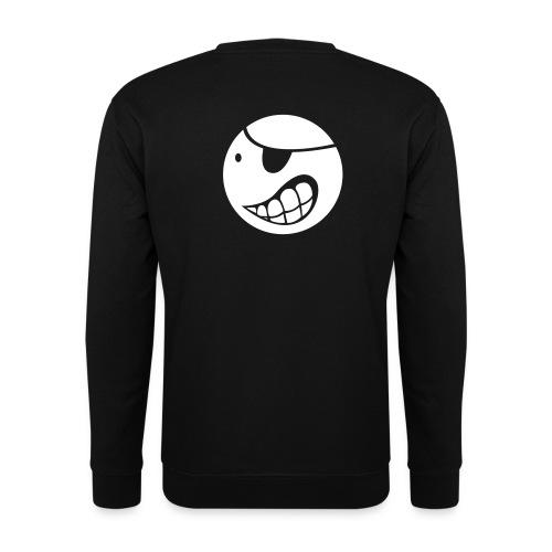Pirate Smiley - Men's Sweatshirt