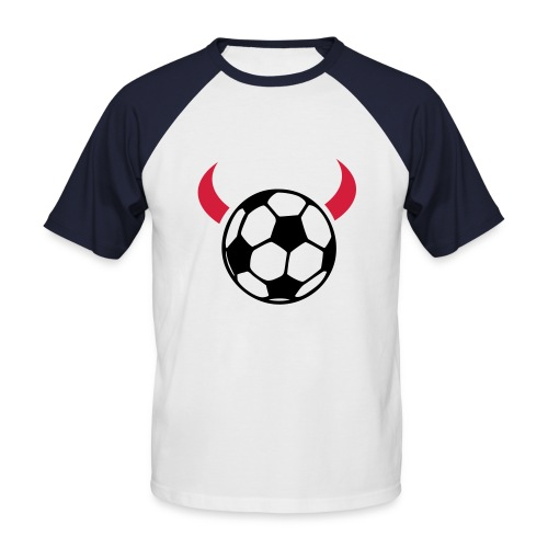 Chandail Soc - T-shirt baseball manches courtes Homme
