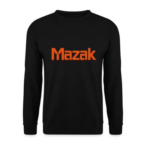 Mazak Sweatshirt schwarz - Männer Pullover
