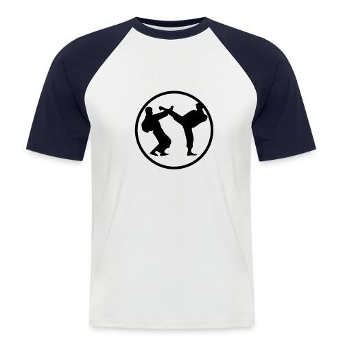 Karaté - T-shirt baseball manches courtes Homme