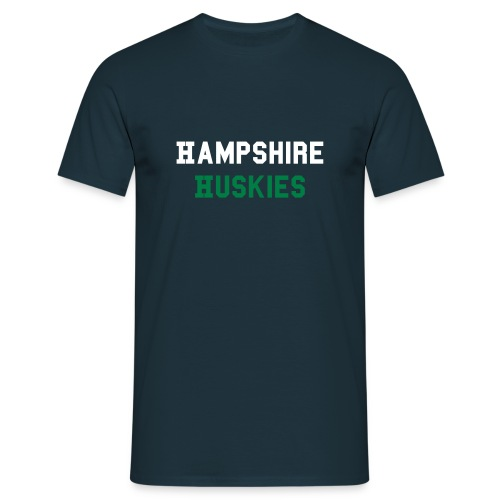 Hampshire Huskies Comfort T - Men's T-Shirt