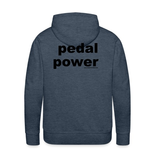 Pedal Power - Men's Premium Hoodie