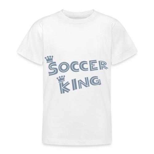 Kinder shirt. De trots van papa - Teenager T-shirt