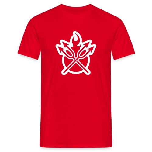 'Flame' Tee - Men's T-Shirt