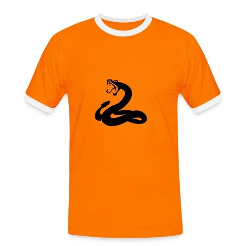 SAINT DENIS - T-shirt contrasté Homme