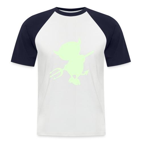 BELZINE DEVIL FLASH - T-shirt baseball manches courtes Homme