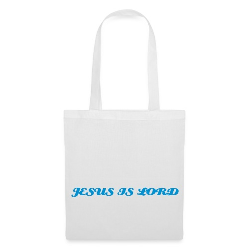 Jesus is Lord - Tote Bag