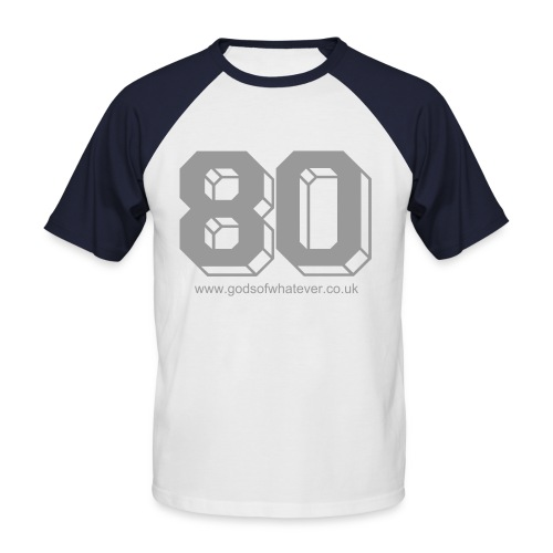 Child of 80 - Men's Baseball T-Shirt
