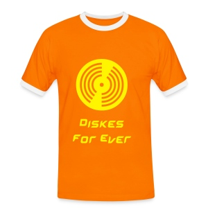 Disk For Ever 1 - T-shirt contrasté Homme