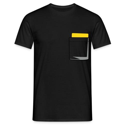 イエロー! - Men's T-Shirt