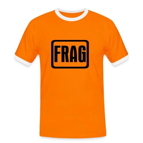 T-shirt FRAG - T-shirt contrasté Homme