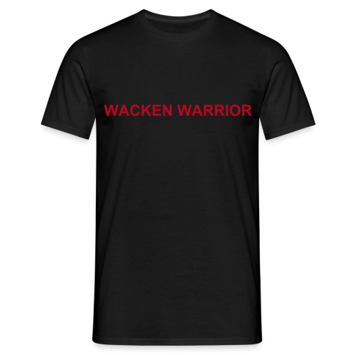 Wacken Warrior - Männer T-Shirt
