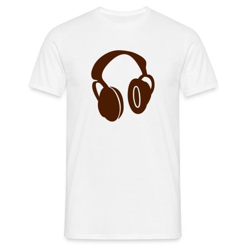 Headset - T-skjorte for menn