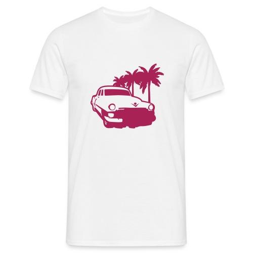 Beach car - T-skjorte for menn