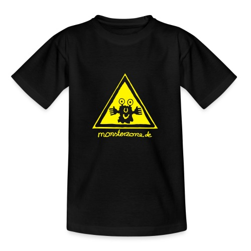 Kindershirt mit Namen - Teenager T-Shirt