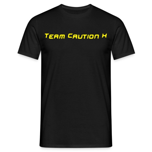 Team Caution T-shirt - Men's T-Shirt