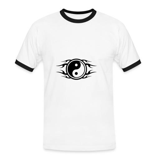 Peace shirt - Men's Ringer Shirt