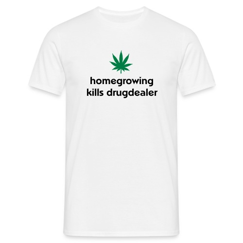 Homegrowing - Men's T-Shirt